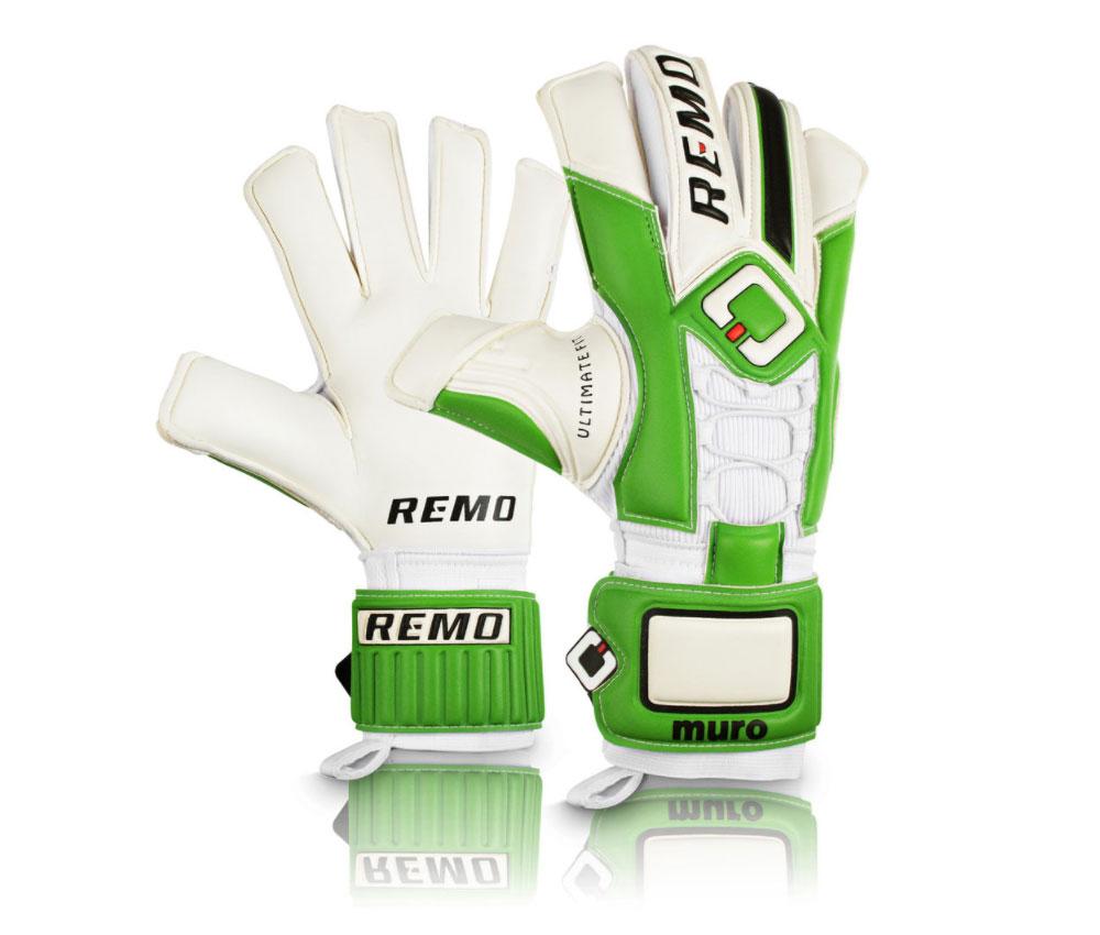 Remo Muro Fußballhandschuhe grün